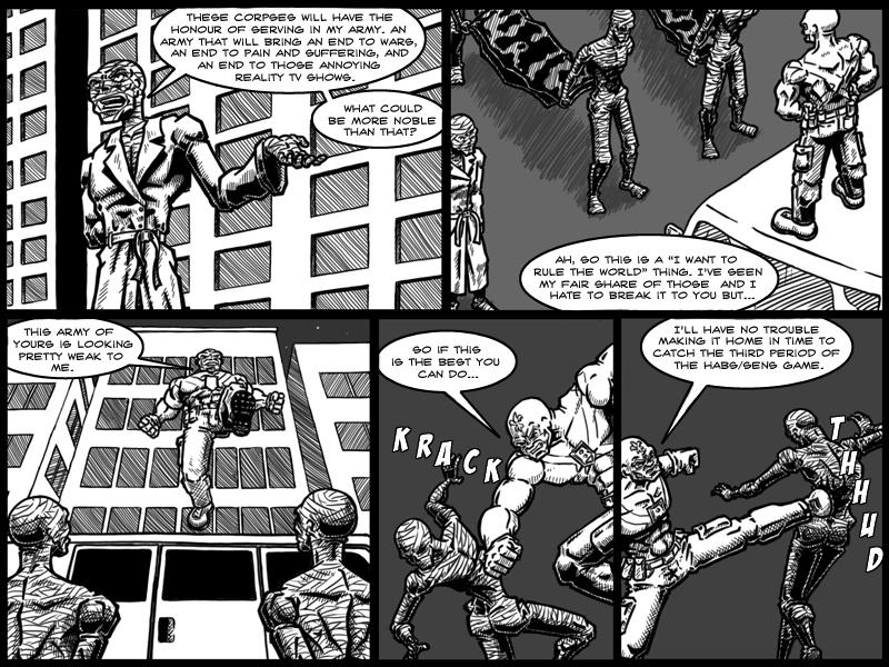 Master Mummy – Page 2