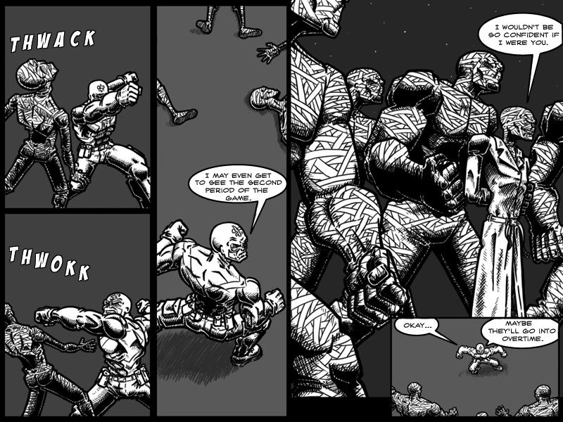 Master Mummy – Page 3