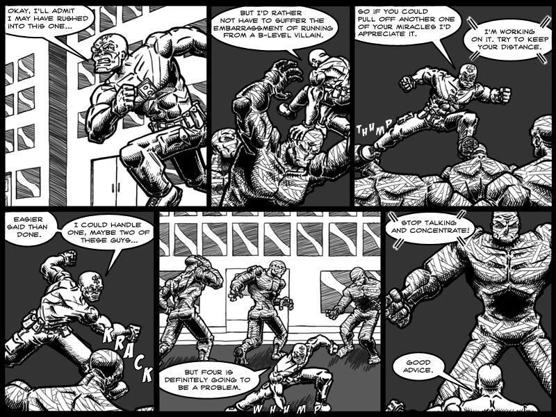Master Mummy – Page 6