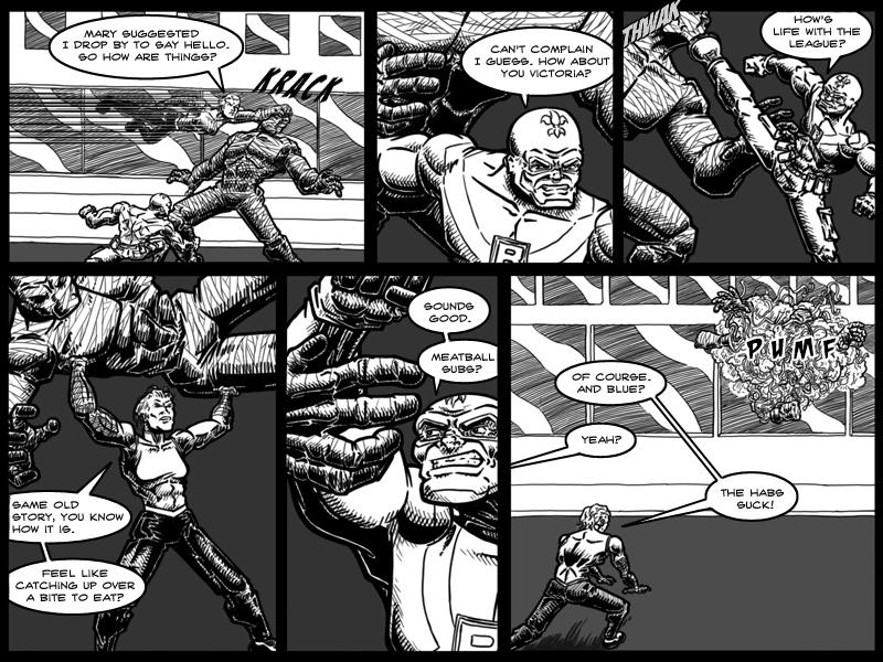 Master Mummy – Page 9