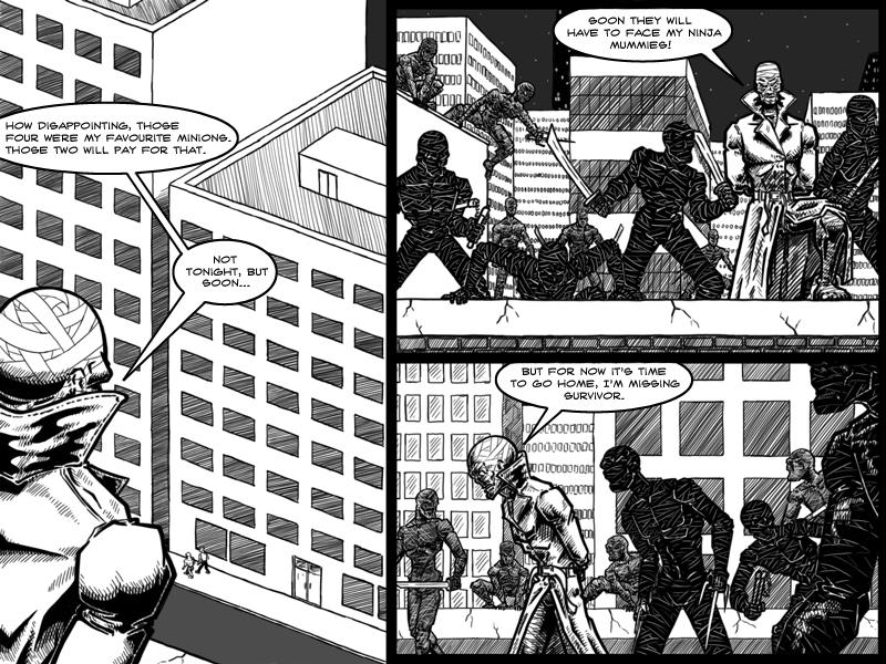 Master Mummy – Page 11