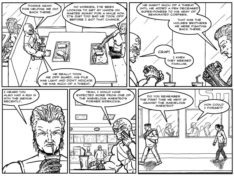 Marvelous Maestro – Page 1