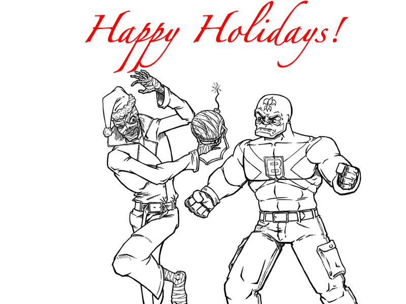 Happy Holidays 2012!