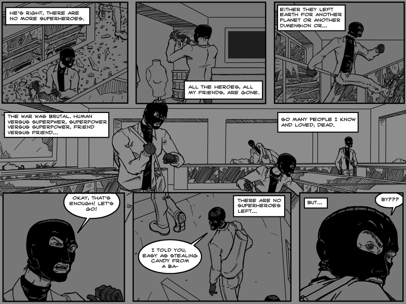 A New Beginning – Page 2