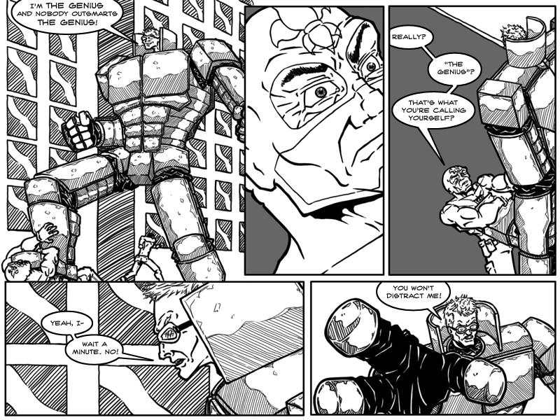 The Genius – Page 3