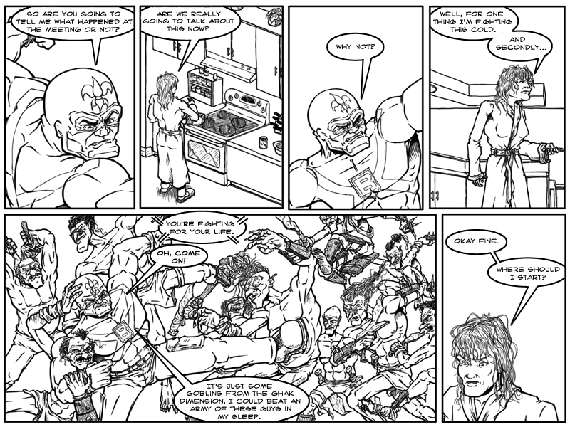 goblins! – Page 1