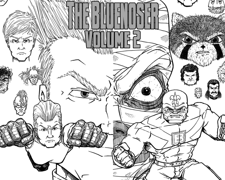 Volume 2 – Cover Page
