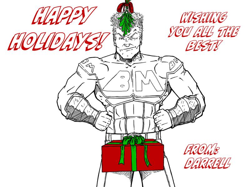 Happy Holidays 2013!
