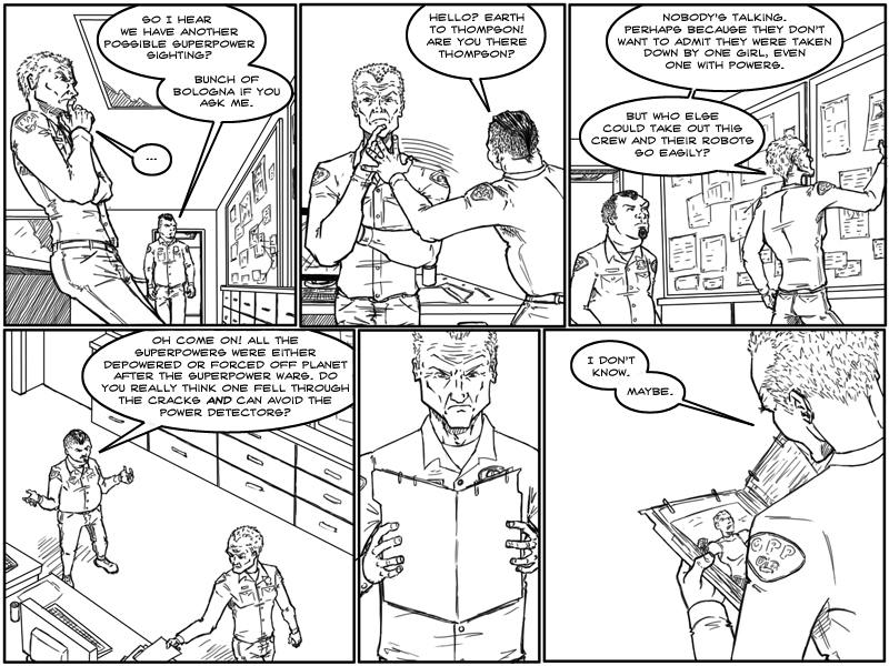 The Second Era – Page 1
